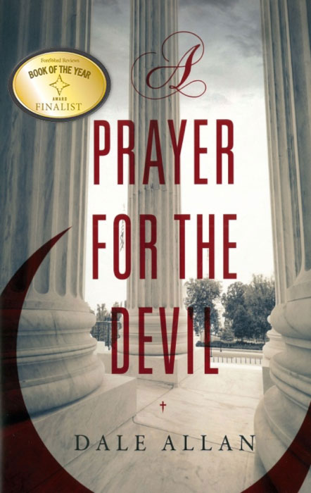 A Prayer for the Devil | Book of the Year Award Finalist, ForeWord Reviews